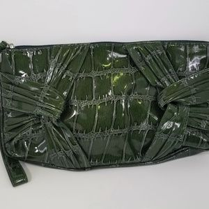 Chateau Women's Evening Purse/Clutch, Green LN